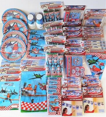 Disney Planes Party Tableware and Decorations - Create Your Own Party Pack