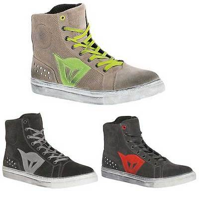 Dainese Street Biker Air Moto Motorcycle Shoes / Boots | All Colours & Sizes
