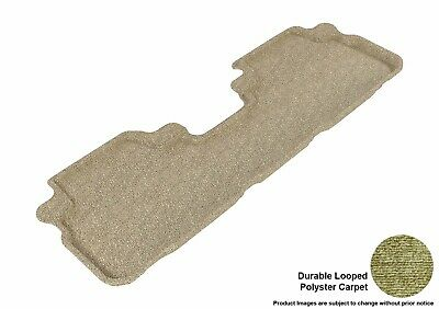 3D Anti-Skid 2nd Row Fits Highlander 2008-2013 GTCA78881 Tan Carpet Auto Parts P