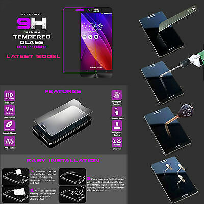 Real Tempered Glass Screen Protector Film LCD For Various Mobile Phones