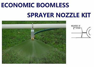 2.8M Sprayer Economic Boomless Flat Weed Nozzle Kit Swath Weed Spot Spray Tank