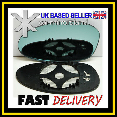 Wing Mirror Glass Left Side Convex for Seat Leon 2009-2012 Heated #TV009