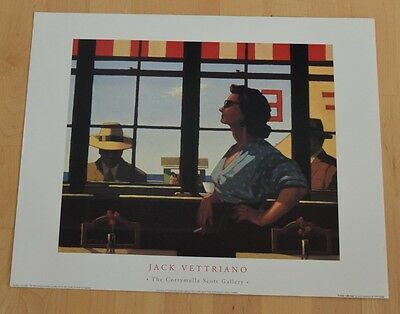 Jack Vettriano * A Date with Fate * Poster Kunstdruck Art Print