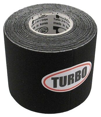 Turbo 2-N-1 Grips Black Patch Tape Roll