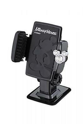 NAPOLEX Disney Car goods smartphone holder 3D Mickey WD-311 Japan