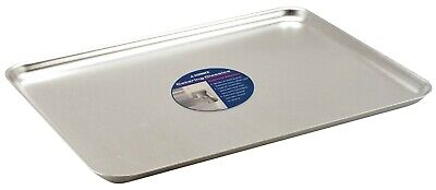 Heavy Duty Aluminium Oven Baking Sheet Tray Catering 370x 265x 20mm