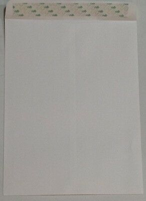 "Redi-Strip 10"" x 13"" Catalog Envelope - White - 28 lb"