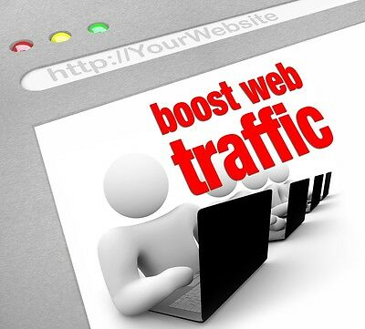 10,000 views for your website real web traffic