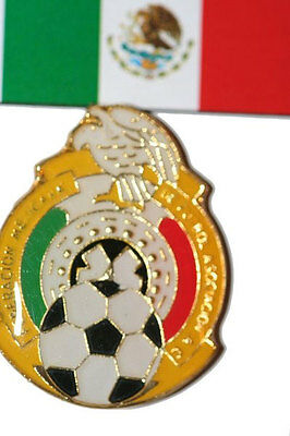 Mexico - Fifa Soccer World Cup  Lapel Pin Badge .. New