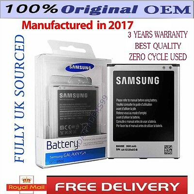 New Genuine Replacement Battery for SAMSUNG Galaxy S4 SIV GT-i9500 i9505 2600mAh