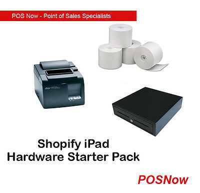Shopify IPad Hardware Starter Pack