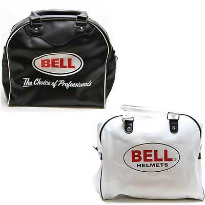 Bell Open Face Custom 500 Motorcycle Motorbike Deluxe Luxury Helmet Bag Carrier