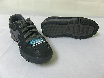 Superior Haute Casual Shoes 93889L Black 21G dc New Boy/'s Skechers Relaxed Fit