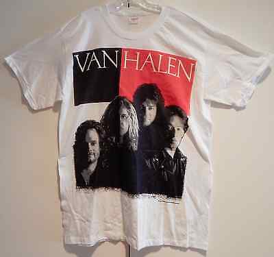 Van Halen 1988 Summer Concert T Shirt New without Tags! Never Worn One Size