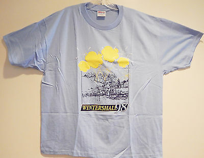 Wintershall '98 Concert T Shirt  Rare  New and Unworn XL