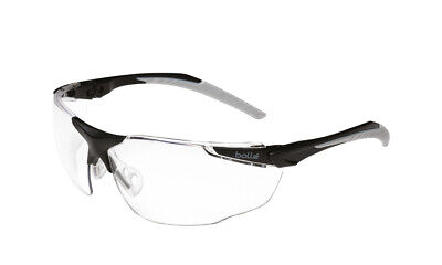 Bolle Universal Safety Glasses - Anti Scratch & Fog  - UNIPSI Clear Lens