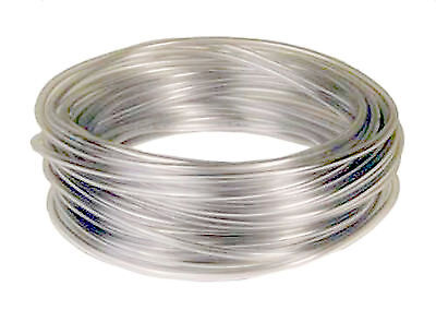 Clear Tubing, 3/16in ID x 10ft