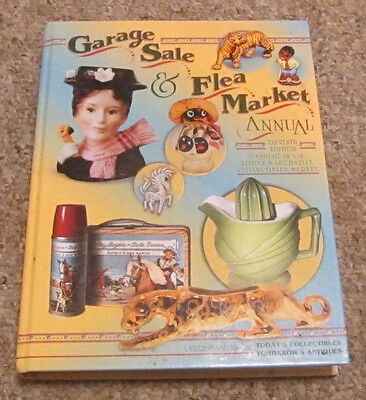 Garage Sale & Flea Market Annual Hardcover Book 11th Edition Collectibles Market