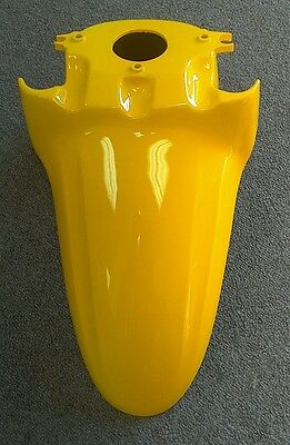 NEW TGB 101S Keywest Sunset Scooter Front Fender , OEM, Yellow