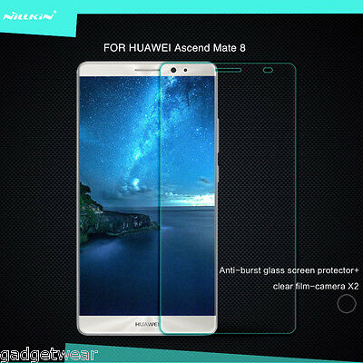 Nillkin Amazing H 9H Tempered Glass Screen Protector for Huawei Mate 8 - Clear
