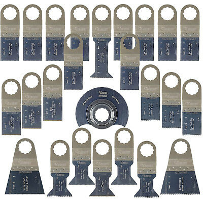 25 x SabreCut Professional Oscillating Blades for Festool Vecturo Multitool