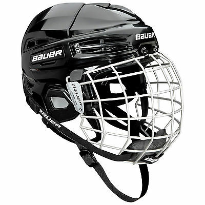 Bauer IMS 5.0 Senior Hockey Helmet Combo