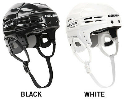 Bauer IMS 5.0 Senior Hockey Helmet Black OR White