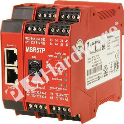 Allen Bradley 440R-S845AER-NNL /A Specialty Safety Relay Speed Monitoring Qty