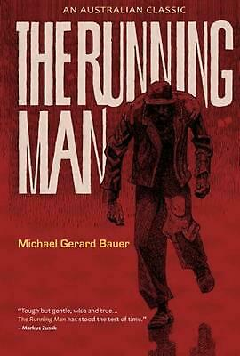 The Running Man by Michael Gerard Bauer Paperback Book Free Shipping!
