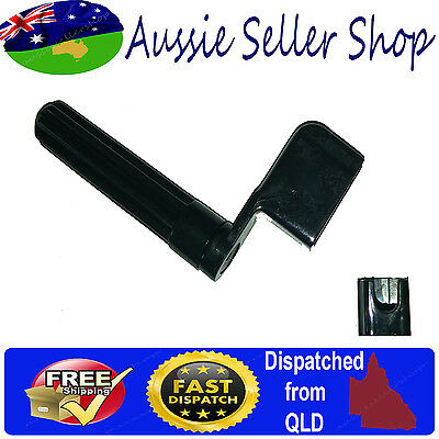 New Black Guitar String tuning peg winder Acoustic Pin Remover AU Fast