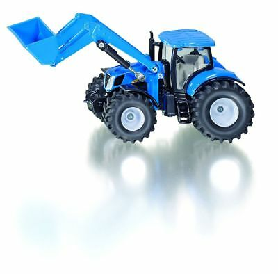Siku New Holland with front loader - 1:50 Scale - Toy Vehicle