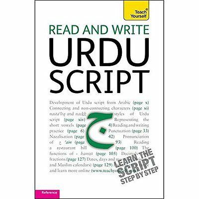 Read and Write Urdu Script: Teach Yourself Delacy Books Paperback 9781444103939