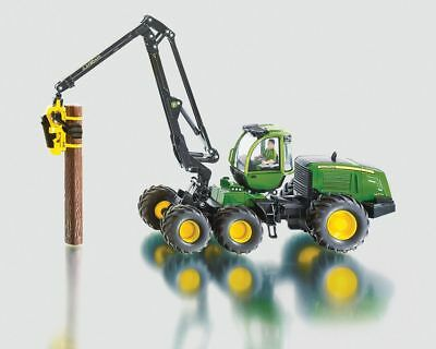 Siku John Deere Harvester - 1:32 Scale - Toy Vehicle
