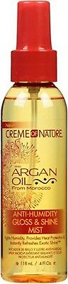 Creme of Nature Argan Oil gloss and shine mist 118ml