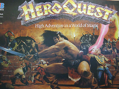 Heroquest Game Components Sold Individually Multi Variation (L)