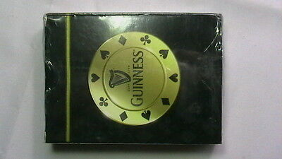 1  x GUINNESS PACK OF PLAYING CARDS / NEW & SEALED