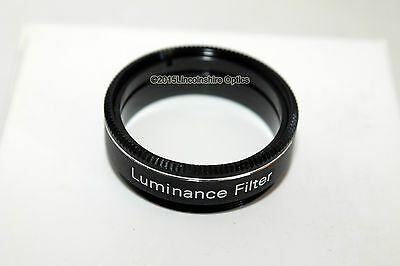 "Ostara 1.25"" Luminance filter for telescope eyepiece. For astro imaging. Boxed"