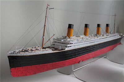 Titanic Model Fly 153 - Titanic RMS Paper Model Kit