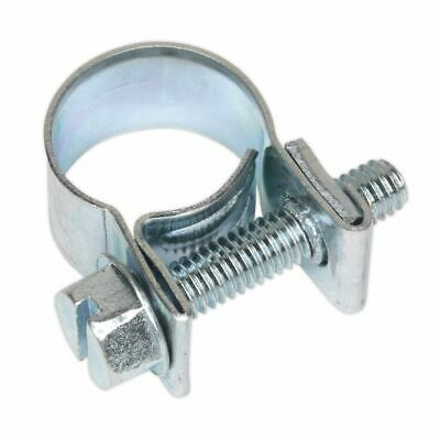 Sealey MHC1012 Mini Hose Clip Ø10-12mm Pack of 30