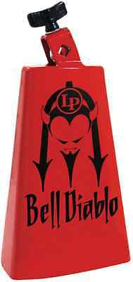 Lp Latin Percussion Lp007-Bd Bell Diablo Low Pitched Rock Cowbell - New!