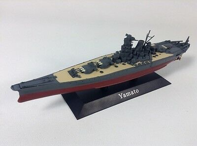 Battleship Yamato 1:1250 | Warships of World War II | Issue 3