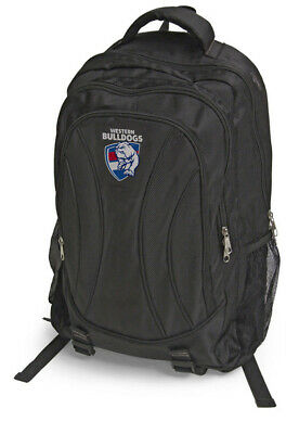 Western Bulldogs AFL Footy HiTec Travel Training Backpack Bag
