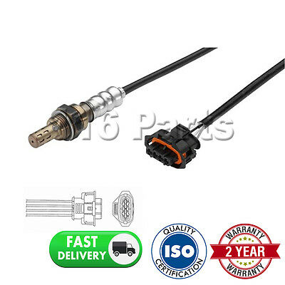 For Vauxhall Astra H Mk5 1.6 16V 2004- 4 Wire Rear Lambda Oxygen Sensor Exhaust