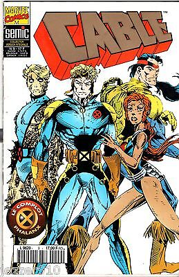 CABLE n°9 ~*~ SEMIC version integrale 1994