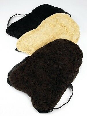 Fur fabric saddle seat saver cover horse or pony one size.