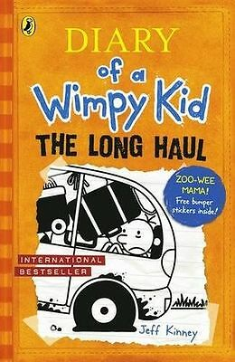 *NEW* - The Long Haul (Diary of a Wimpy Kid book 9) (Paperback) ISBN0141354224