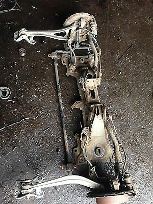 Peugeot 406 2.0 Hdi 2001 Disc Brake Rear Axle With Abs