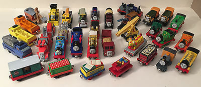 Thomas The Tank Engine & Friends Take NPlay Diecast 2*Multi Listing* Rare Pieces