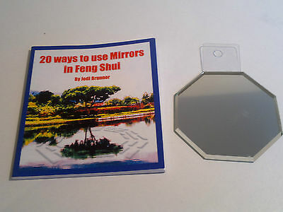 BN 20 ways to use Mirrors in Feng Shui by Jodi Brunner 60 pages