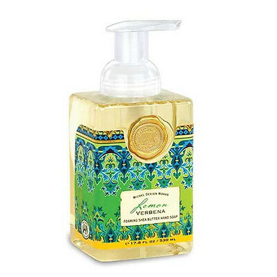 Michel Design Works Foaming Shea Butter Hand Soap 178 Oz Lemon
